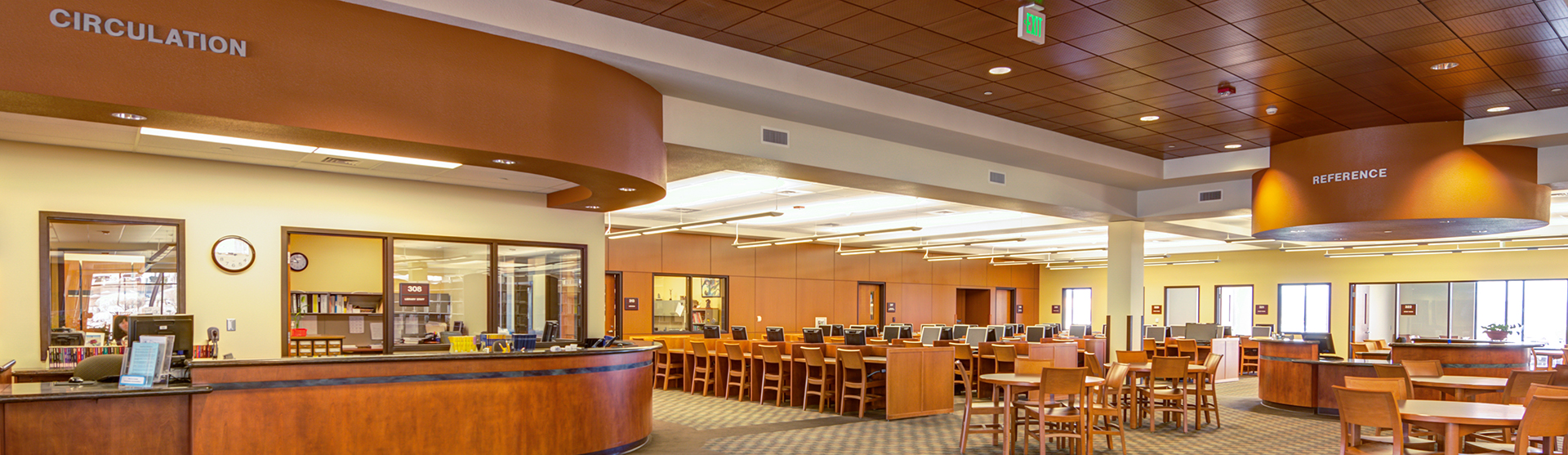 Copper Mountain College - Greenleaf Library