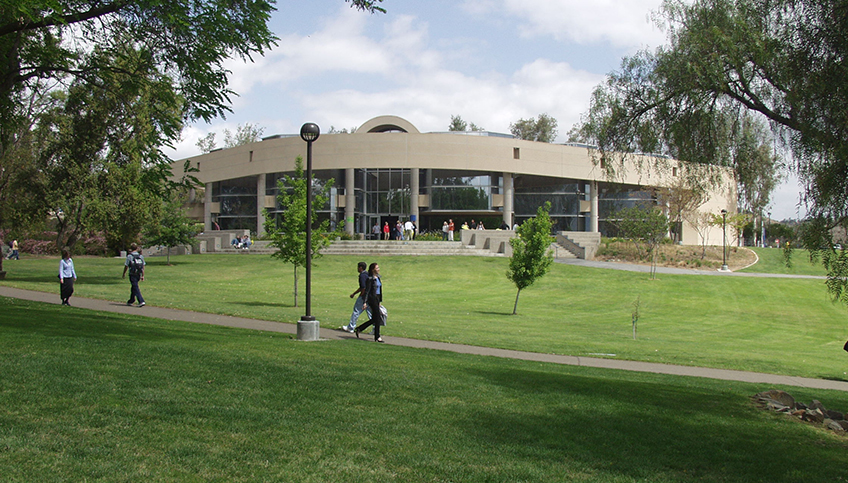 Cuyamaca College Library